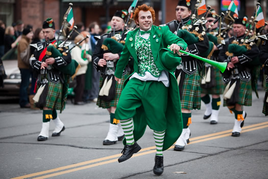 St PatricksDay Parade