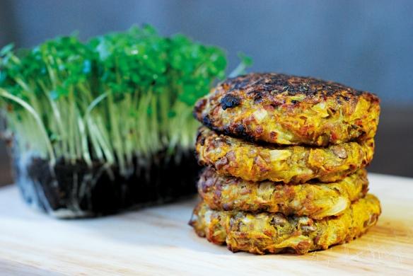Burger - Essential Vegan