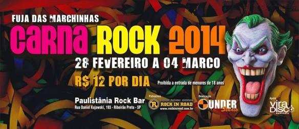 Carna Rock Paulistania 2014