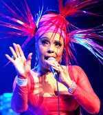 Eliana Pittman Sesc Carnaval 2014