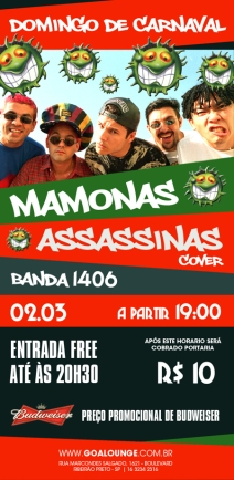 Mamonas Assassinas Cover Goa 2014