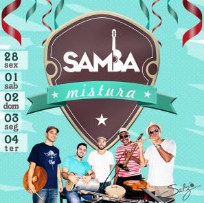 Salz Carnaval Samba Mistura