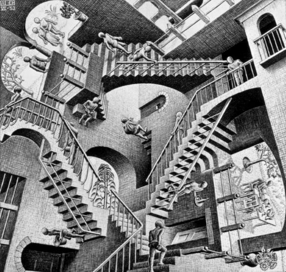 Exposição Escher2