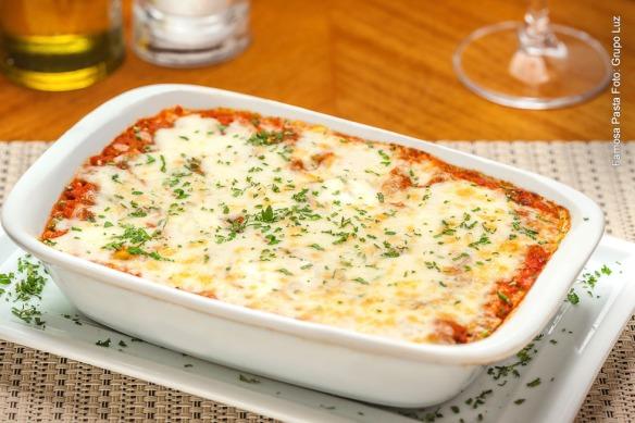 Restaurant Week 2014 - Famosa Pasta